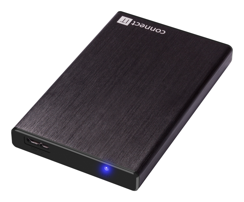 "External box for 2,5 ""HDD / SSD"