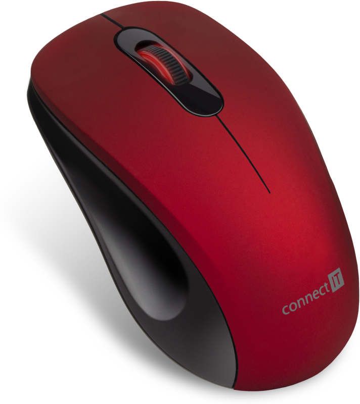 Wireless optical silent mouse
