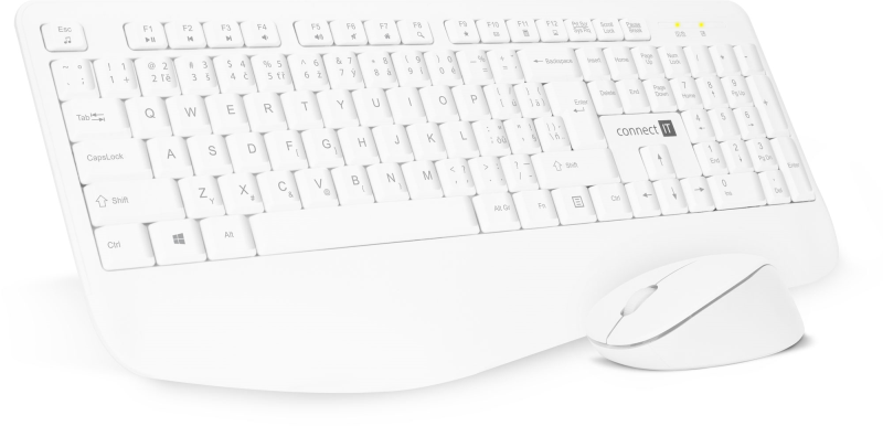 Office wireless keyboard and mouse set