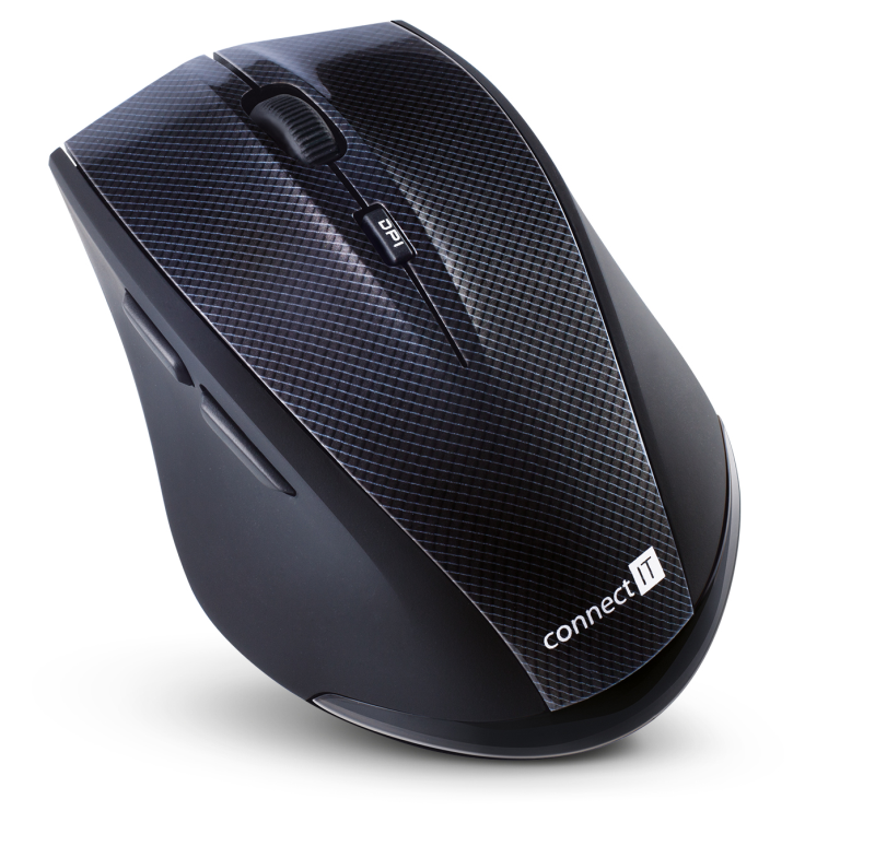 Wireless optical mouse