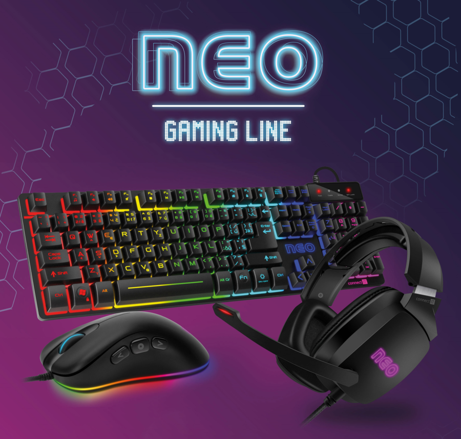NEO gaming line